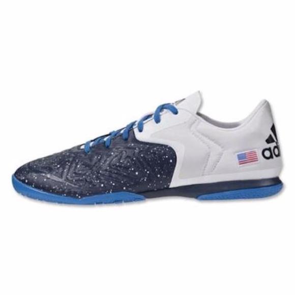 Men Adidas Indoor Soccer Cleats Shoes